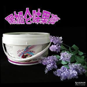 立高晶晶亮果膏(镜面果胶) 烘焙原料 3kg/罐 黑加仑果膏 立高果膏