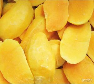 速冻水果10kg 速冻台农芒果瓣 冷冻芒果速冻芒果