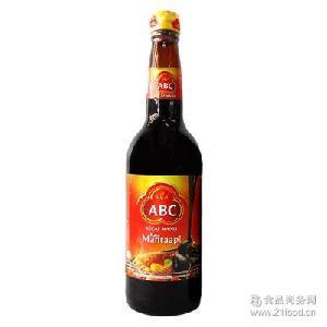 泰国进口 ABC甜酱油 酱油