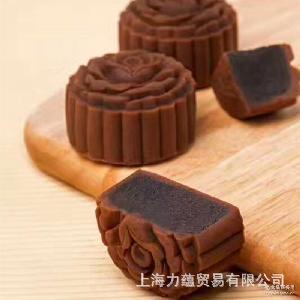 瑞华炭烧咖啡月饼馅料桃山广式冰皮流心双馅月饼外馅糕点烘焙原料