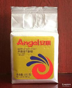 面包 耐高糖 500g装 供应安琪 高活性干酵母 烘培原料