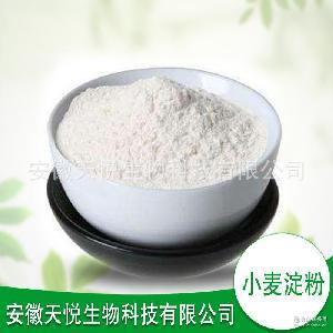 澄粉澄面食品级 水晶月饼烧麦专用 小麦淀粉 食品添加剂