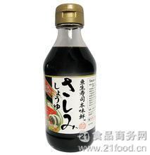 200ML 天味寿司酱油 鱼生寿司本味鲜 日本酱油 生鱼片酱油