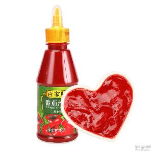 250克 番茄沙司 江浙沪皖整箱包邮 番茄酱 百家鲜