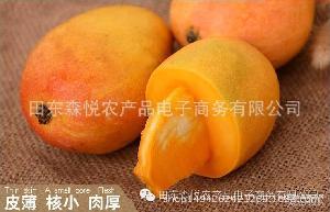 百色田东芒果小台农香芒精品包装原产地一件代发包邮