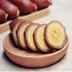 福建土楼特产新鲜美人蕉红香蕉孕妇宝宝营养水果5斤包邮坏果包赔