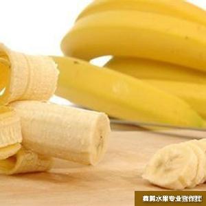 闽南热带水果 漳浦特产香蕉 新鲜水果5斤装果农现摘现发一件代发