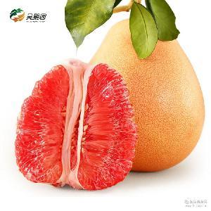 新鲜水果批发 平和柚子果园一件代发 三红蜜柚之乡平和蜜柚混合装