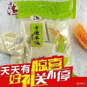 冲泡速食快餐盒饭午餐 即食泡饭食品 千石谷量贩装非自热方便米饭