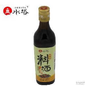 厨房  调味品 水塔料酒500ML 去腥品质保证 价格优惠