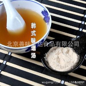 大酱汤 方便汤料 香浓韩式味噌汤料 即冲汤料