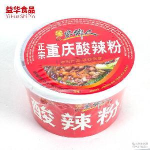 重庆酸辣粉 经销批发 115g*20袋红薯粉方便粉丝粉条整箱非油炸