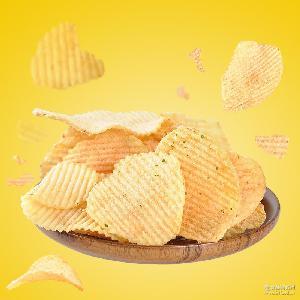 云南特产子弟薯片18g麻辣黄瓜味土豆片马铃薯片批发膨化食品
