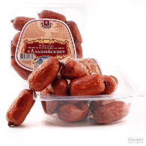 俄罗斯正品香肠 原装进口纯肉肠火腿肠 俄式小香肠餐桌美食批发