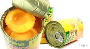 蛋糕装饰*490克原装正品 批发代理康乐士糖水黄桃水果罐头