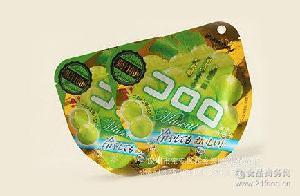 UHA悠哈日本进口水果软糖40g果汁*味觉糖休闲食品袋装三味可选