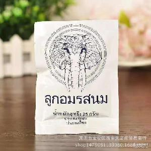 泰国进口零食 royal*字母干吃奶片 大象牛奶糖25g原味草莓味