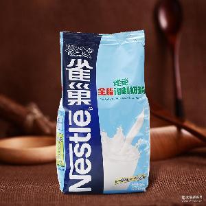 雀巢全脂奶粉即溶奶粉高钙牛奶面包蛋糕烘焙牛轧糖原料500克
