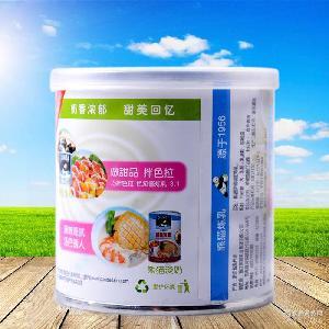 蛋挞 熊猫牌炼乳 蛋糕烘焙 350克wdgj3600 炼乳 甜炼乳