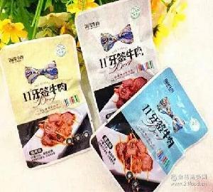 海哥11度牙签牛肉湖南邵阳特产零食小吃香辣烧烤即食休闲食品