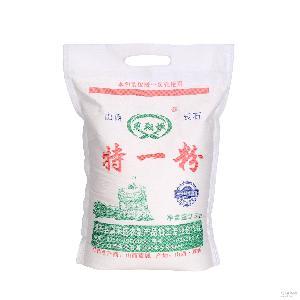 农哥道有机面粉螺蛳粉麦胚粉 山西非 2斤纯石磨小麦面粉厂家批发