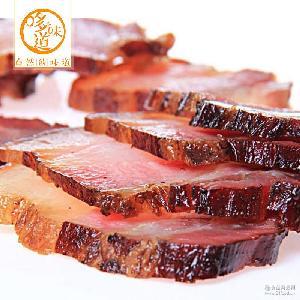哆味道湖南石门特产腊猪肉片农家特产切片腊肉柴火烟熏制作包邮