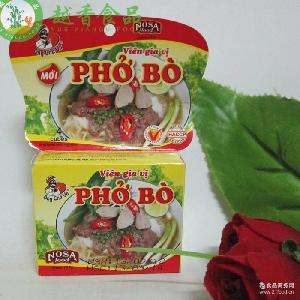 越南河粉调料 牛肉粉速食汤料包 正品牛肉调味 越南牛肉河粉汤料