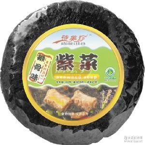 诗美珍排骨味紫菜100克 方便汤料批发G 家庭实惠紫菜汤 厂家代理