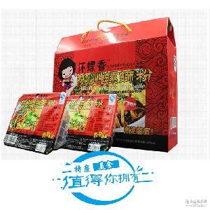 一件代发 正宗广西柳州 怀螺香螺蛳粉方便可冲泡米线真空礼盒装