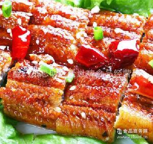 同荣特选烧鳗48*100g 台湾进口鳗鱼罐头早餐即食营养正品特价批发