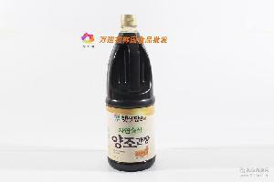 进口食品调味品批发 清净园 韩国进口天然酿造酱油