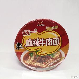 整箱批发 方便速食统一方便面麻辣牛肉面 量大从优
