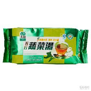 天利日文五行蔬菜汤精选优质蔬菜颗粒225g厂家诚招代理