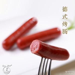 武汉批发 烘焙原料 34根 大成德式香肠烤肠 热狗 烧烤 1kg/包