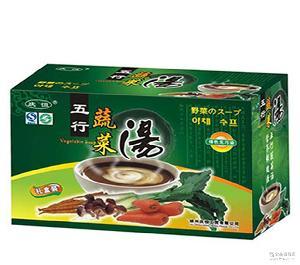 庆恒礼品装五行蔬菜汤 糙米茶 包邮 16克×30包 10件起批 牛蒡茶