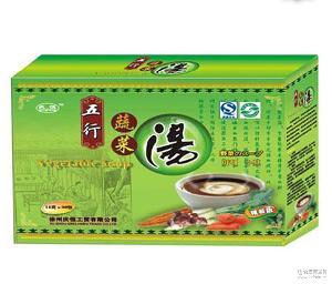 糙米茶 庆恒精品装五行蔬菜汤 包邮 牛蒡干 16克×30包 10件起批