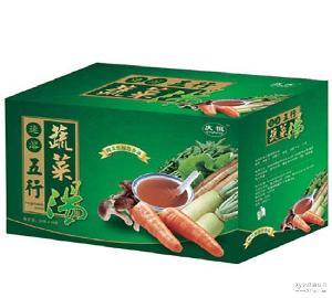 全松茶 糙米茶 牛蒡茶 庆恒速溶五行蔬菜汤