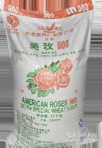 烘焙糕点有机面粉批发 江苏美玫牌美玫500低筋小麦粉25kg