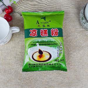 阿依郎凉糕粉250g袋 四川特产凉糕夏季解暑小吃 零食
