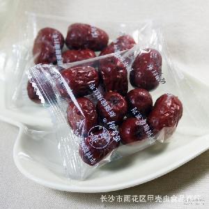 1*6斤/箱 独立小包装枣子办公休闲食品 百年树即食红枣 AA红枣