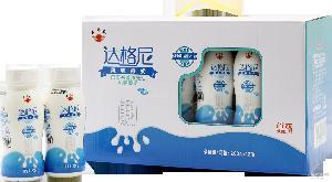 厂家直销太子奶酸奶达格尼200g*12瓶风味奶儿童早餐酸奶一件代发
