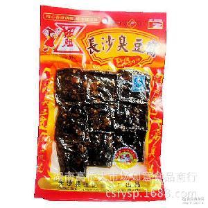 1*100包 湖南特产长沙臭豆腐扭妞臭豆腐90g豆腐干豆腐皮豆制品