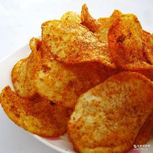陆良土豆片38克两口味 云南特产薯片薯条小吃膨化食品批发