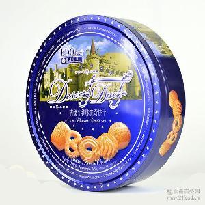 香港*EDO 整箱8盒 Pack古堡牛油味曲奇饼干点心