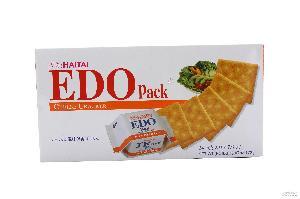 172g 奶酪饼干/韧性饼干 韩国进口零食品 海太 EDO pack