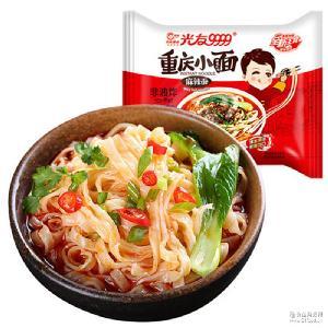 重庆小面麻辣小面105g方便速食面条泡面热干拉面拌面方便面批发