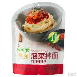 韩国CJ希杰必品阁泡菜拌面233g