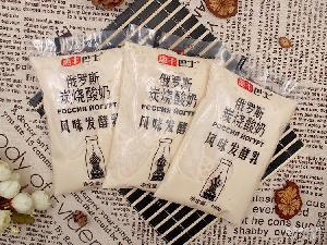 惠丰巴士俄罗斯炭烧酸奶180g*16袋/箱碳烤酸牛奶风味发酵乳烤酸奶