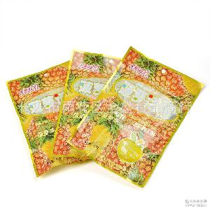 宏泰记菠萝话梅1*120 厂家直供 蜜饯 零食供应 休闲食品