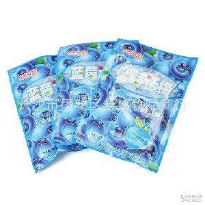 零食供应 蜜饯 宏泰记蓝莓话梅1*120